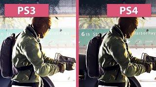 Battlefield Hardline - PS3 vs. PS4 im Grafikvergleich