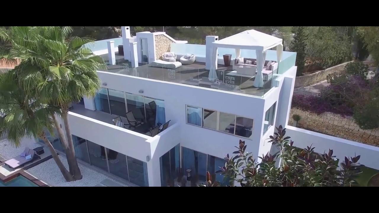 casa india ibiza dronefilm