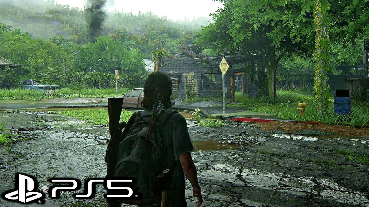 Download THE LAST OF US 2 PS5 Gameplay 4K HDR ULTRA HD