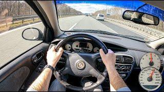 2000 Chrysler Neon (2.0 16V 133 HP) | POV Test Drive #730 Joe Black