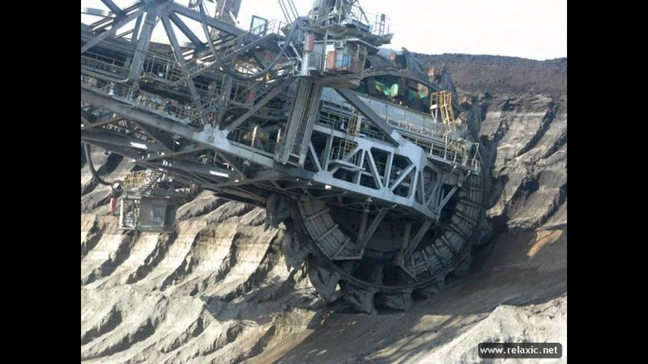 biggest excavator in the world youtube