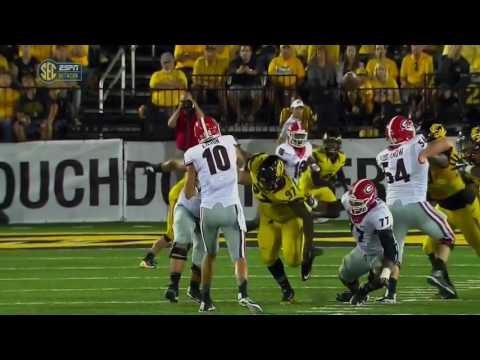 Highlights: Georgia vs Missouri 2016