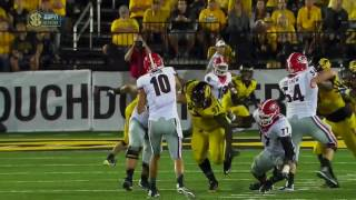 Highlights: Georgia vs Missouri 2016