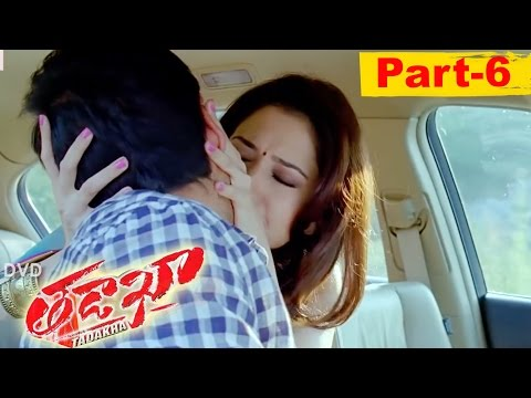 Tadakha Telugu Full Movie Part 6 || Naga...