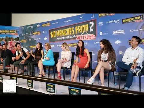 Ver No Manches Frida 2 [Conferencia Completa] en Español