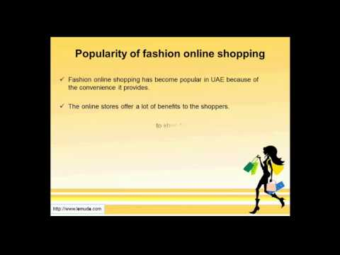 Why Online Shopping Sites in UAE are so popular