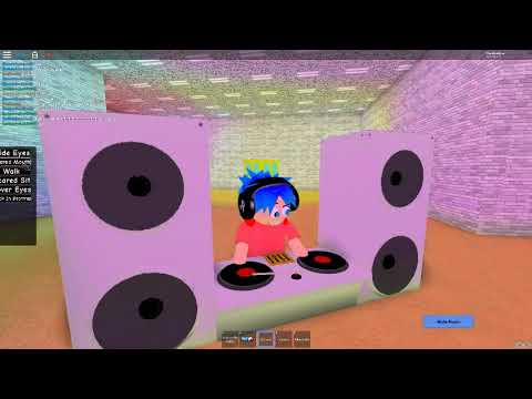 Disco Baldi And Player Baldi S Basics Roleplay Roblox Youtube