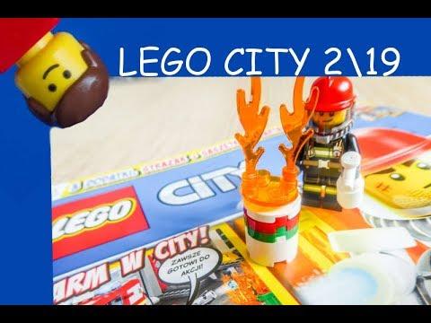 Lego City Magazyn Nr 22019 Youtube