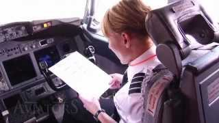 Day in the life of an airline pilot (FREEview 112)