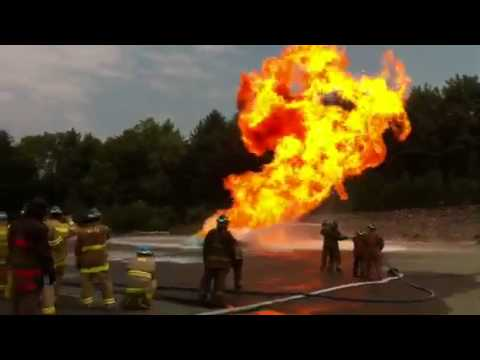 Liquid Natural Gas and Water
