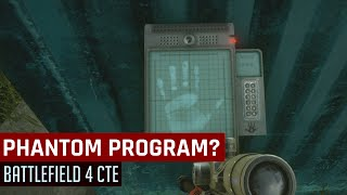 Here We Go Again: Phantom Program Phase 5? Jungle Map Operation Outbreak - Battlefield 4 (BF4)