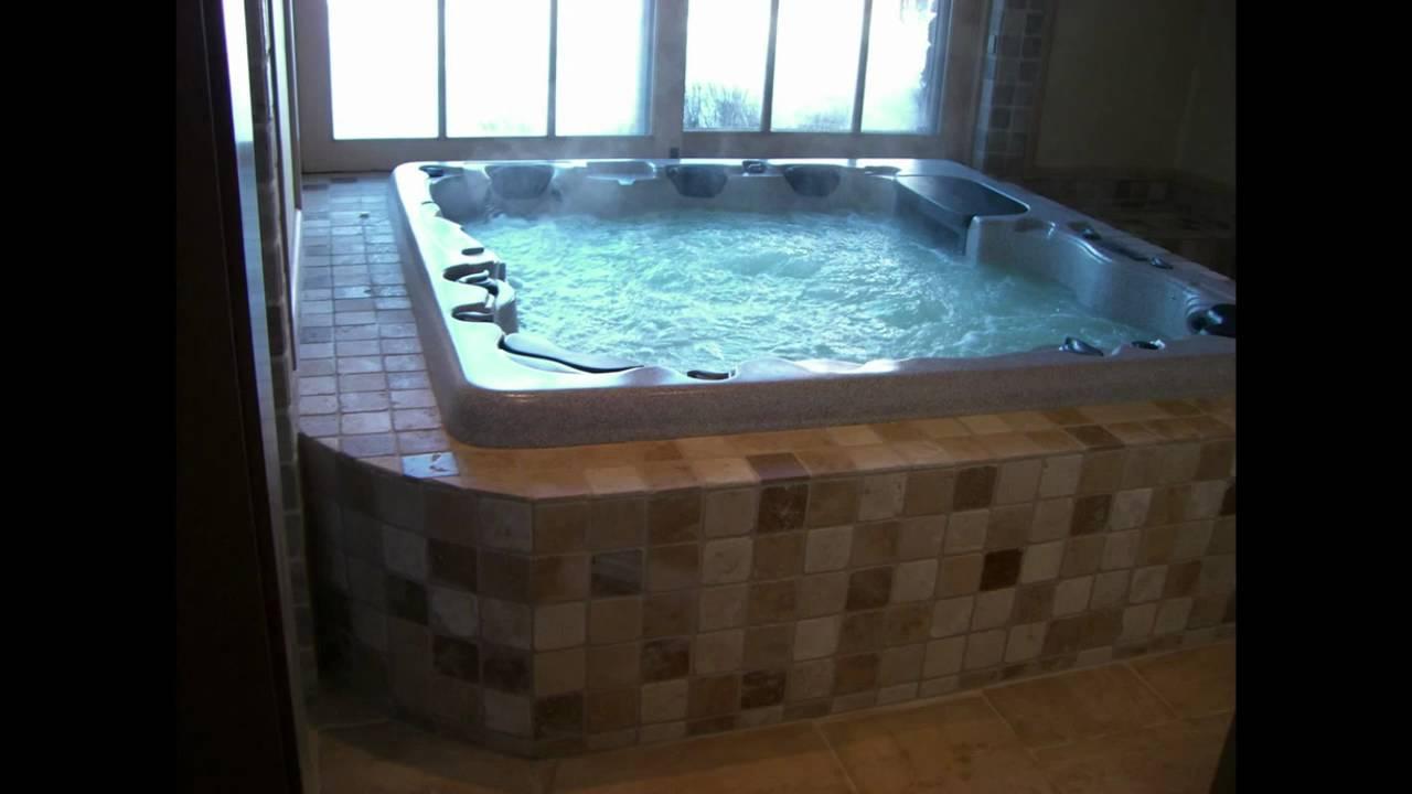 Sun Valley Hot Tub/ Spa Installation www.aquaprospas.com - YouTube