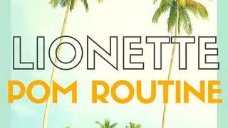 Pom Routine Music 2018