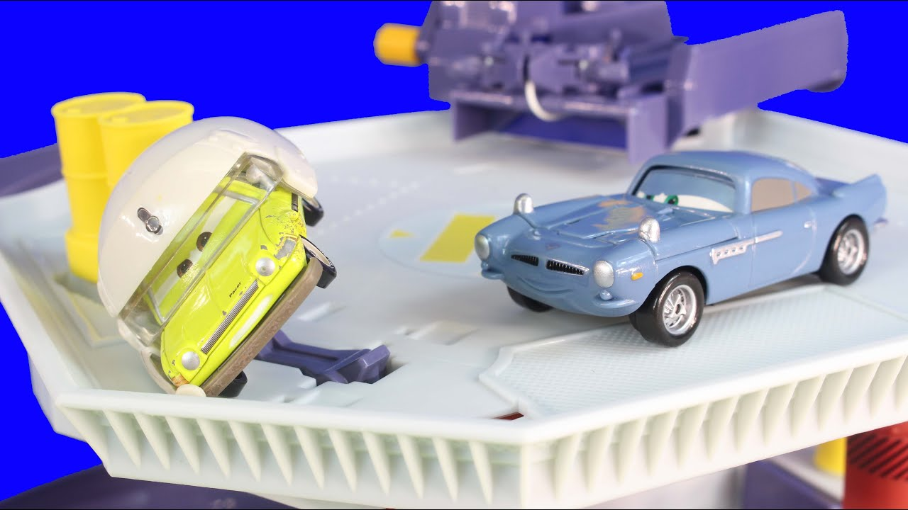 Cars  Finn Mcmissile Toy Boat
