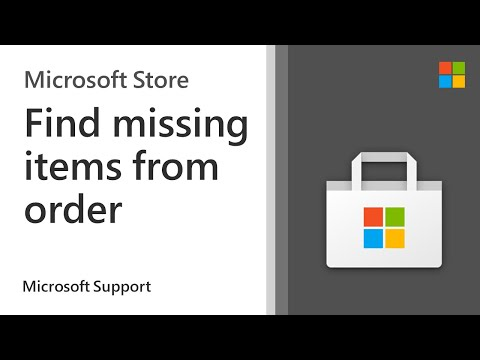 What To Do With Missing Or Damaged Items From Microsoft Store Order | Microsoft