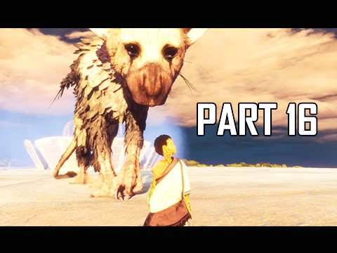 The Last Guardian Walkthrough Part 16 - Protector (PS4 Pro Let's Play Commentary)