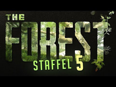 Gronkh - The Forest (Staffel 5)