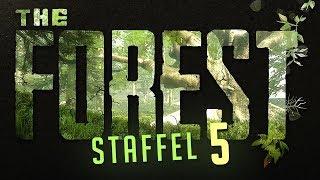 NEUES UPDATE mit viel MEHR STUFF! 🌿 THE FOREST [S05E01]