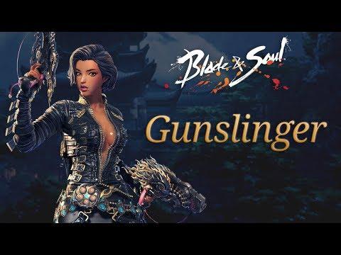 Gunslinger Comprehensive Guide in Blade & Soul - u4gm com