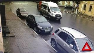 Тверь. ДТП на улице Новоторжской