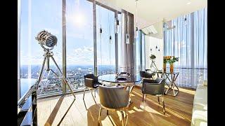 Sky Grand Loft and Studio, 64й этаж небоскреб ОКО, отельные апартаменты посуточно в Москва Сити.