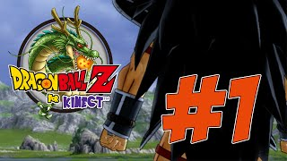 The Torture BEGINS!!! | Dragon Ball Z: For Kinect (PART #1)