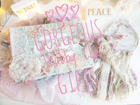 Gorgeous Shabby Chic Gifts