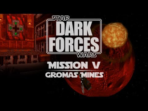 Star Wars Dark Forces mission V |