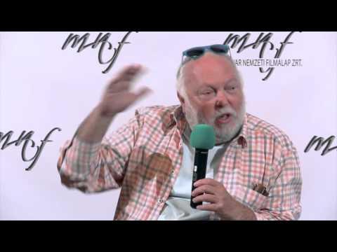 Film Writing Master Class II.: Joe Eszterhas in original language 3.
