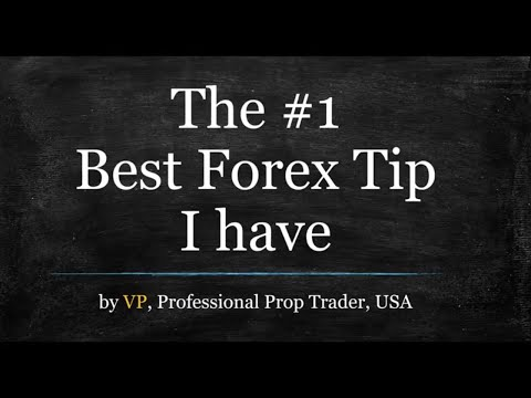 The Best FX Trading Tip I have for 2018 (Crucial)