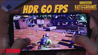 Download Oneplus 6t Pubg Gameplay Hdr At 60 Fps MP3, MKV, MP4
