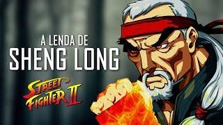 O MISTÉRIO DE SHENG LONG - Street Fighter 2 | QM #01