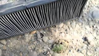 видео Замена салонного фильтра KIA Spectra