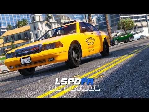LSPDFR - Day 42 - Undercover Taxi