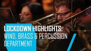 'Hallelujah'  & 'Working my Way Back to You' - Trinity Laban Trombones