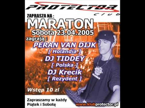 Tiddey - Live @ Club Protector, Ostrow 23.04.2005