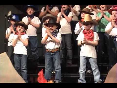 Saddle Ridge Ranch VBS Conference March 2010 Theme Song 2010.wmv
