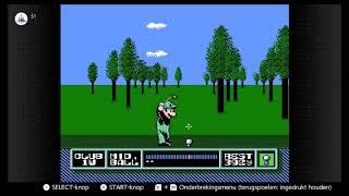 NES Open Tournament Golf Match Play Japan Course