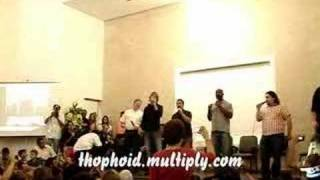 Awesome God - The Acappella Company in Goiânia Brasil