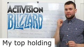 Why I'm buying Activision Blizzard stock [$ATVI] - My largest holding!
