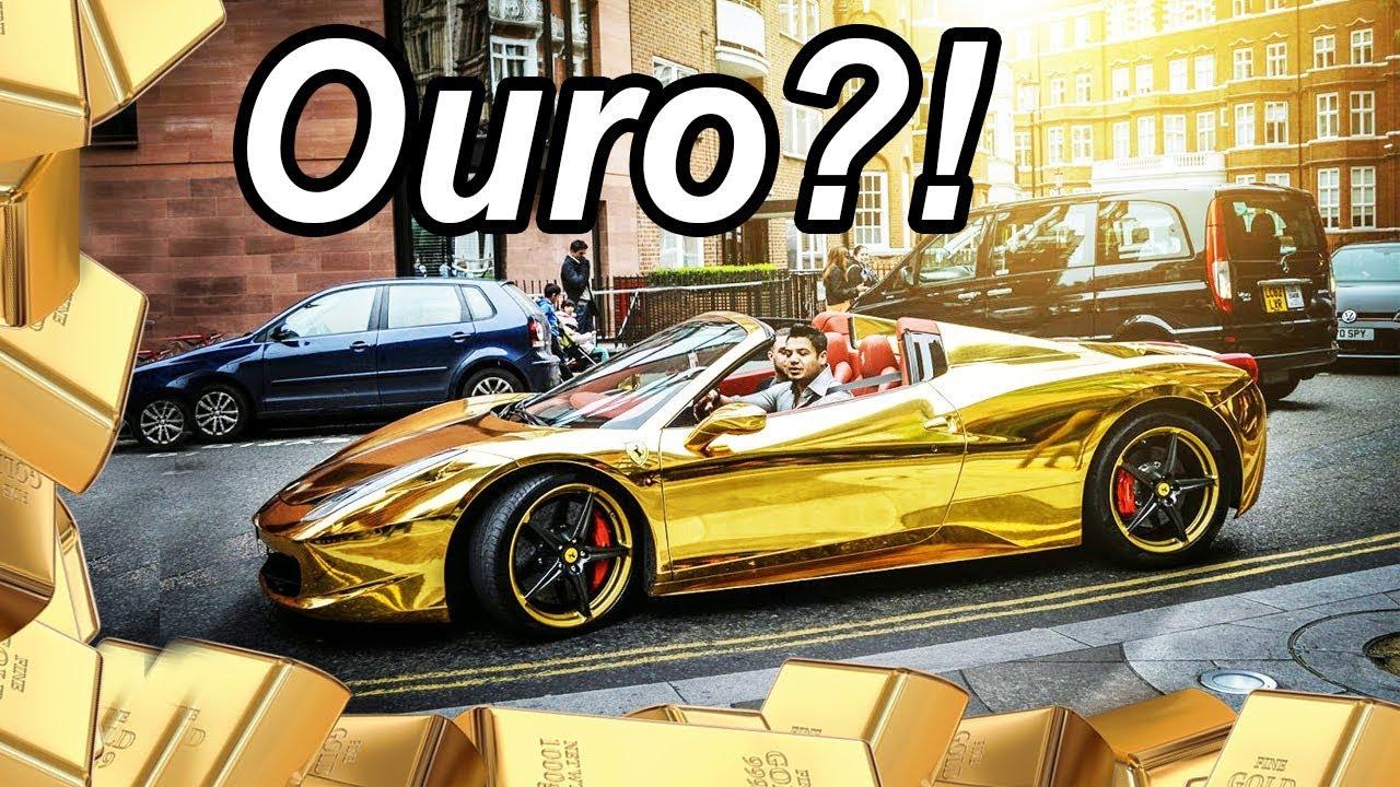Carros De Ouro E Coisas S 243 Vistas Em Dubai Youtube