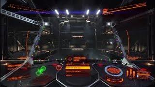 Elite Dangerous Gameplay Part 9 Bounty Hunting Time