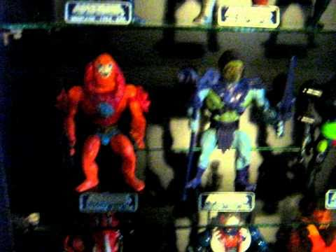 masters of the universe argentina-  vintage 80 and classic collections
