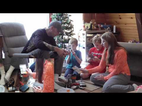 UST Brand Ambassador Epic 2016 Christmas Unboxing - Survival Gift Ideas