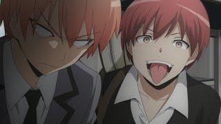 Класс убийц (Assassination Classroom) - Смешные моменты из аниме. Аниме приколы. 2 сезон.