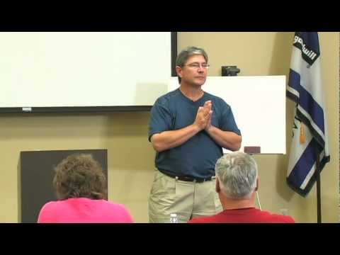 """""""Free to Live"""" Conference With Dr. Baxter Kruger - Session 1"""