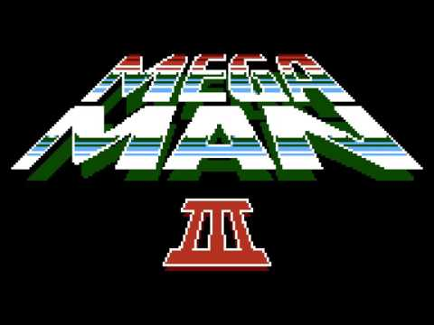 Stage Select - Mega Man 3