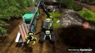 Ormancılık|Farming Simulator 17|Bölüm 8