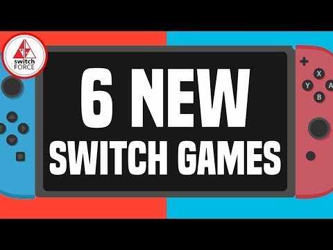 6 PreE3 New Switch Games JUST ANNOUNCED!