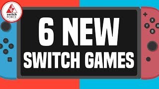 Switch Games Coming Soon